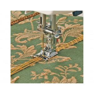 Pėdelė dekoratyvinių virvelių siuvimui