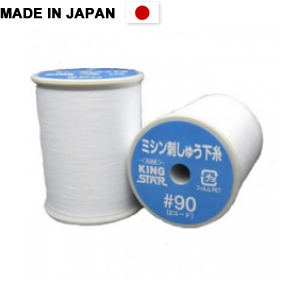 FUJIX King Star Bobbin Thread 1000m