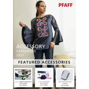 PFAFF priedų katalogas