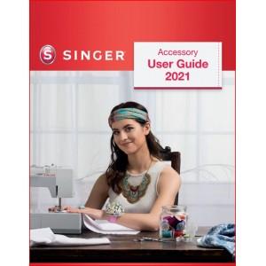 SINGER priedų katalogas